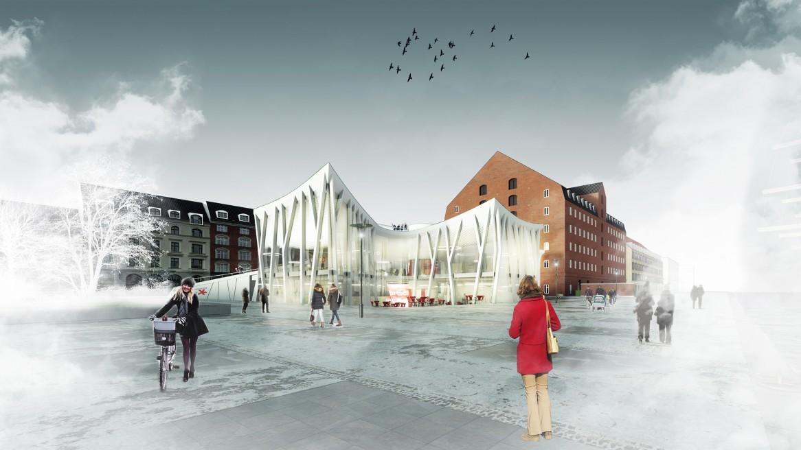 New Modern Library kobenhavn